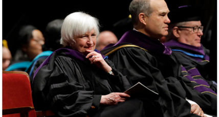 Advice from Fed chair Janet Yellen: Get a college degree
