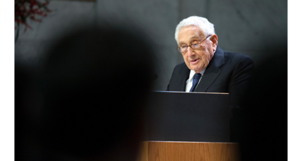 Why Henry Kissinger is optimistic about Trump and his policies