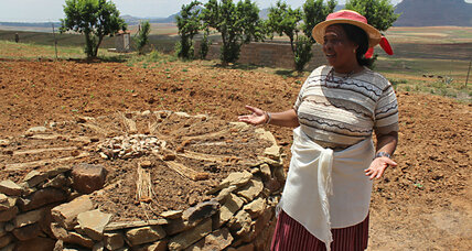 Why drought-resistant farming could be a feminist act in Lesotho