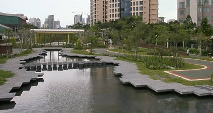 Water-short Singapore charts a course toward self-sufficiency