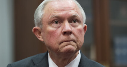 Will a controversial case from Sessions' past affect his AG confirmation?
