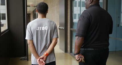 At America's largest juvenile detention facility, teaching kids to 'think slow'