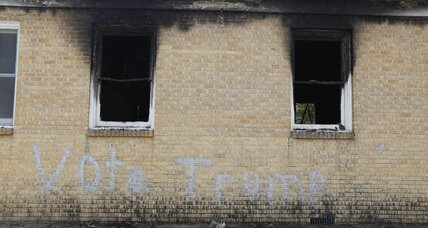Mississippi church burning: Not a hate crime, but an angry parishioner?