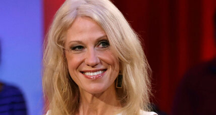 Kellyanne Conway will serve as counselor to the president in Trump's administration