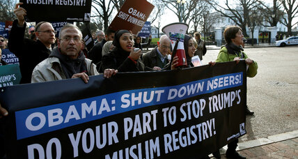 US abolishes registry that tracked mostly Muslim immigrants