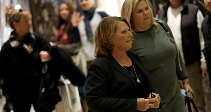 Heidi Heitkamp: Another Democrat who would likely turn down role in Trump cabinet