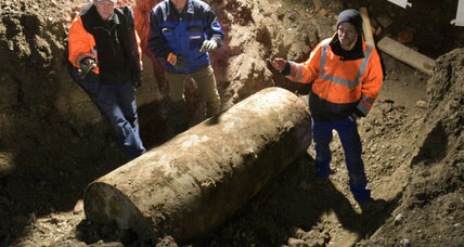 Unexploded WWII bomb forces Christmas Day evacuations in Germany