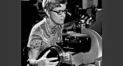 Astronomer Vera Rubin transformed our understanding of the cosmos