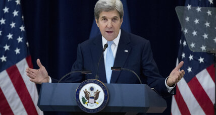 Kerry defends Obama's UN vote, pushes back on Israel