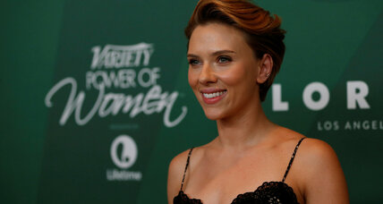 Scarlett Johansson: 2016's biggest box office draw, but women still paid less