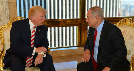 Could Trump's presidency repair US-Israel relations?
