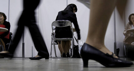 Could a woman's suicide bring changes to Japan's workaholic culture?