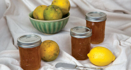 Marmalade worthy of Paddington Bear