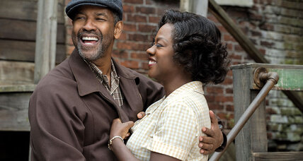 'Fences' is strong on acting but overly stagey