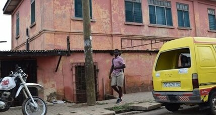 Fake US embassy in Ghana operated for 'about a decade'