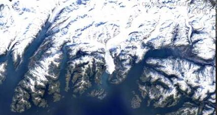 Google's timelapse photos from space reveal Earth's rapidly changing surface