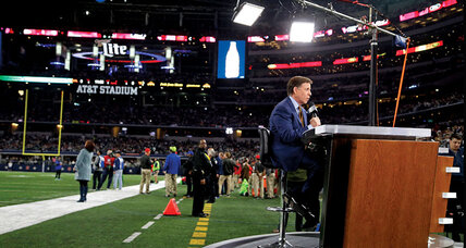 What's behind the NFL ratings drop? (+video)