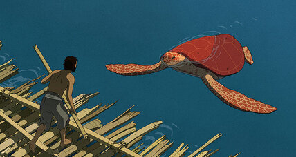 'The Red Turtle' has a quietly breathtaking delicacy