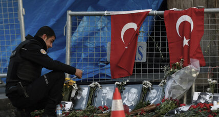 ISIS claims responsibility for New Year's attack on Istanbul nightclub