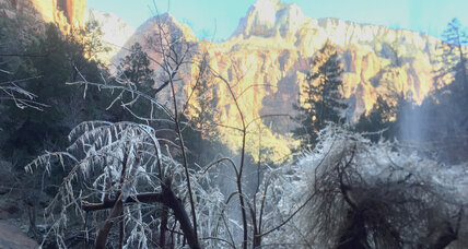 National park in Utah 'loved to death,' even in winter