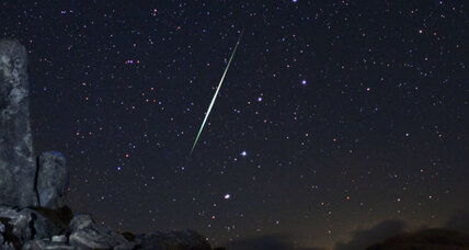 Quadrantid meteor shower dazzles with 80 meteors per hour