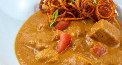 Chicken tikka masala or butter chicken