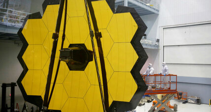 Bass-note bumps: NASA to resume vibration tests on James Webb telescope