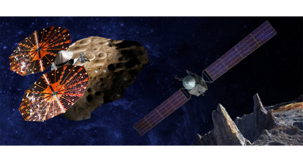 NASA's newest mission to explore mysterious asteroids