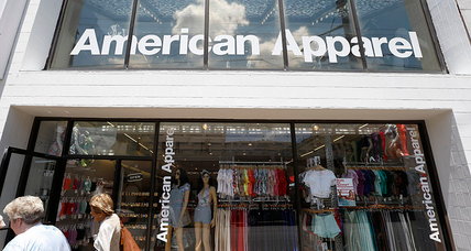 Amazon eyes American Apparel: The Trump Effect?