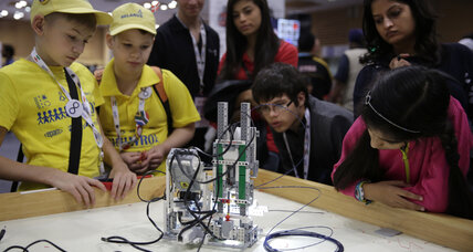 Coding and motors: How Lego's new robot toys fit with the Maker movement