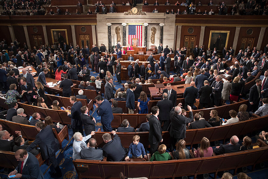 Term Limits For Congress Would Amending The Constitution Drain The