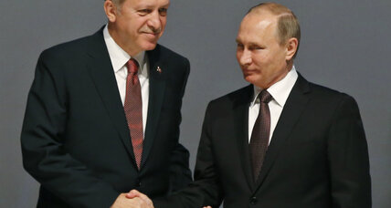 Russia and Turkey close ranks. A victory for Putin?