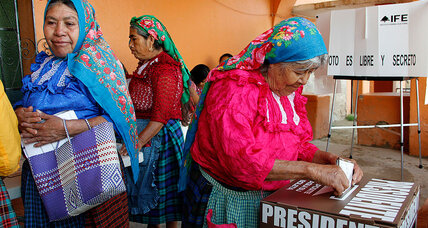 Indigenous women in politics: a complex proposition