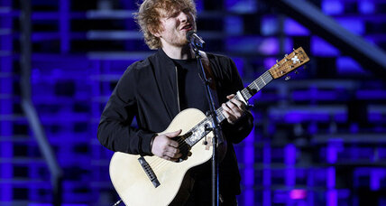 Ed Sheeran releases two new songs following massive success of 2014 album 'x'