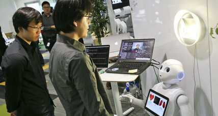 Japanese company's AI hire signals coming wins for robots. What about the people?