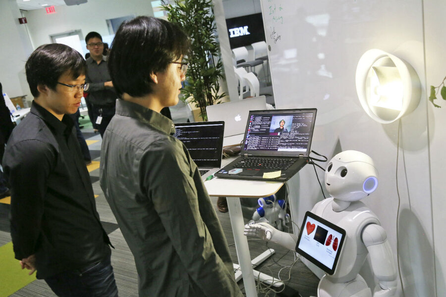 Japanese company's AI hire signals coming wins for robots