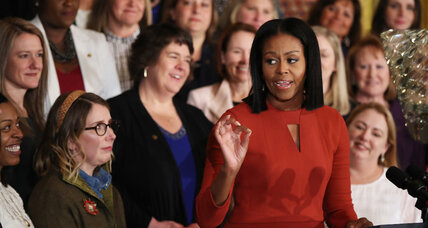 How Michelle Obama might continue her fight against fat
