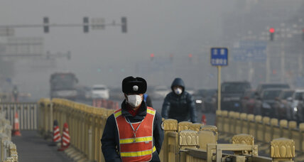 Can China's new $360B renewable energy plan stop 'Airpocalypse'?