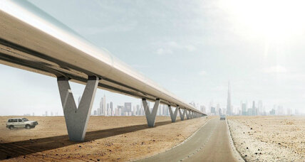 Hyperloop One's near-supersonic transit comes closer to reality with 35 finalists