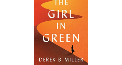 'The Girl in Green' tells a dark, funny, poetic tale of the US in Iraq