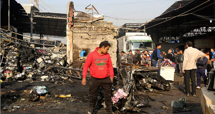 ISIS blamed for wave of Baghdad attacks that left 23 dead