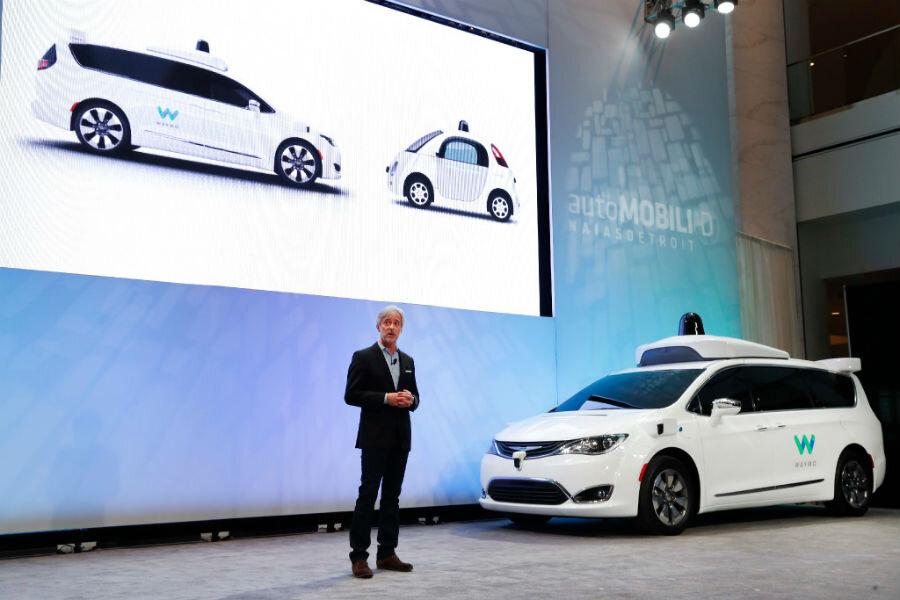 Google launches self-driving minivans: are autonomous cars inching ...