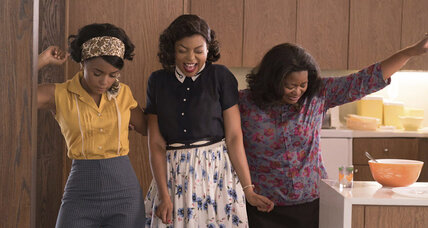 Why 'Hidden Figures' nearly caught 'Star Wars' hit film 'Rogue One' at the box office
