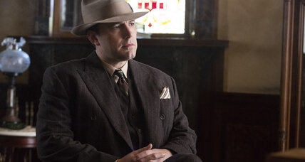 'Live By Night' director Ben Affleck: 'While I have nothing against movies with people with capes on ... I don't think we should be limited to that...