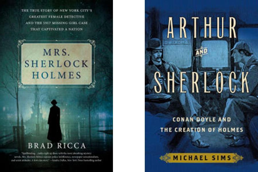 Mrs Sherlock Holmes Arthur And Sherlock Are Worthy Tributes To