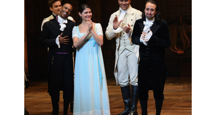 Where does musical phenomenon 'Hamilton' go from here?