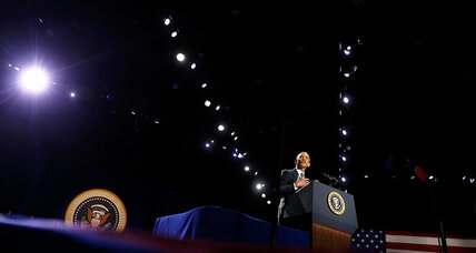 Obama speech signals a post-presidency like no other