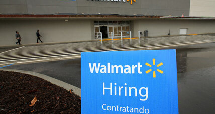Why Wal-Mart is cutting office jobs, but sparing stores