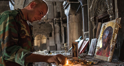 Iraqi Christians: Will they go home?