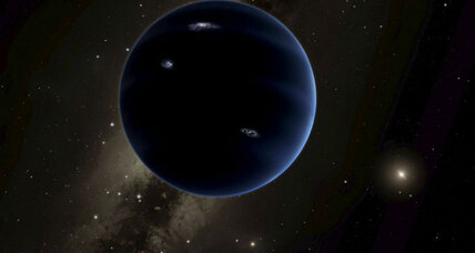 Could 'Planet Nine' be a rogue planet?
